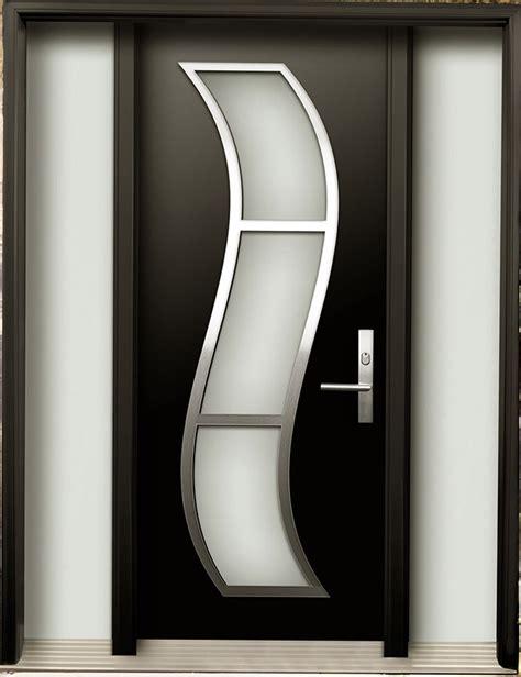 steel door design modern contemporary door modern wood door with stainless