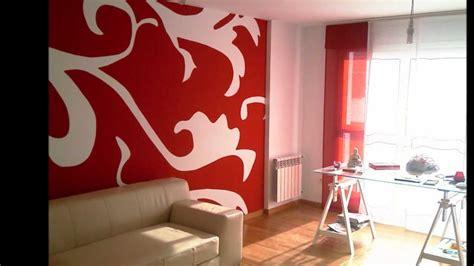 dibujos para pintar paredes mural en pared de sal 243 n masquepintar es youtube