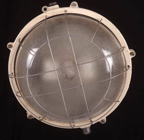 Cast Iron Wall Or Ceiling Industrial L From 1960s For Cast Iron Ceiling Light