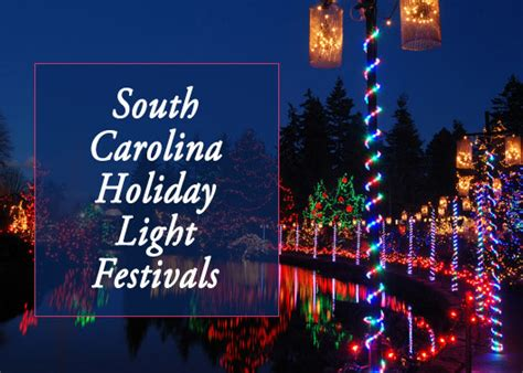 south carolina christmas lights find sc holiday light