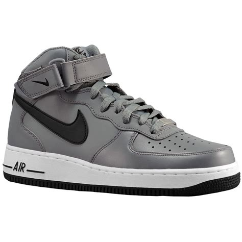 are nike air 1 basketball shoes nike basketball shoes mens nike air 1 mid grey