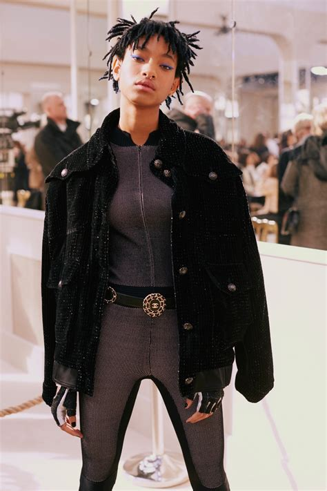 Willow Smith Wardrobe - 15 year willow smith named chanel s new ambassador