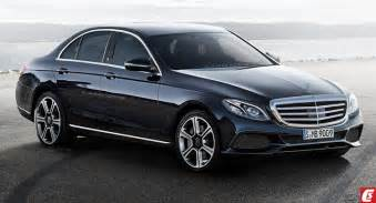 Mercedes Autos Future Cars 2017 Mercedes E Class Hits The Middle Road