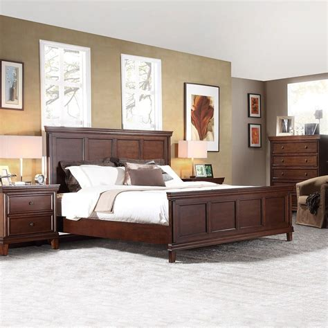 Costco Bedroom Furniture Sets | universal furniture lulea cove nightstand costco 2 framed