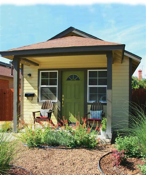 small exterior home designs