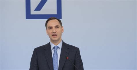 cfo deutsche bank deutsche bank talfahrt nach cfo aussagen h 228 lt an finance