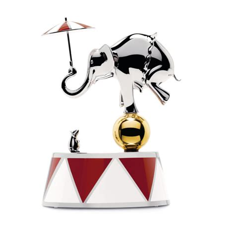 Alessi launches circus themed collection by marcel wanders decor advisor
