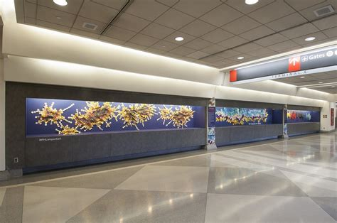Section Philadelphia Airport by Tegan M Brozyna