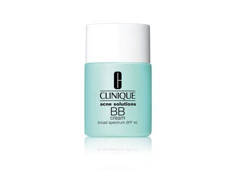 Clinique Acne Bb the best acne fighting makeup products anti aging