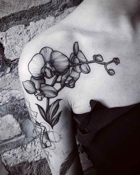 arrow tattoo by felipe kross 117 of the best flower tattoos insider