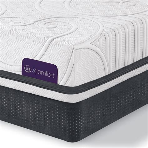 i comfort mattresses serta icomfort prodigy iii queen mattress home