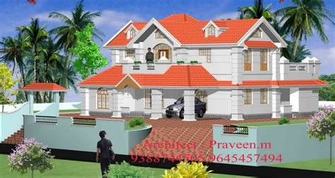 kerala home design blogspot com 2009 kerala style homes by architect praveen m part 2