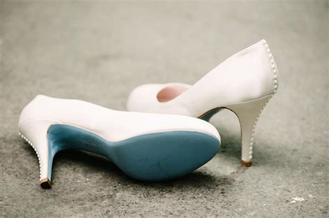 Wedding Shoes With Blue Soles by Wedding Shoes By Harriet Wilde Bridal Heels Blue Soles