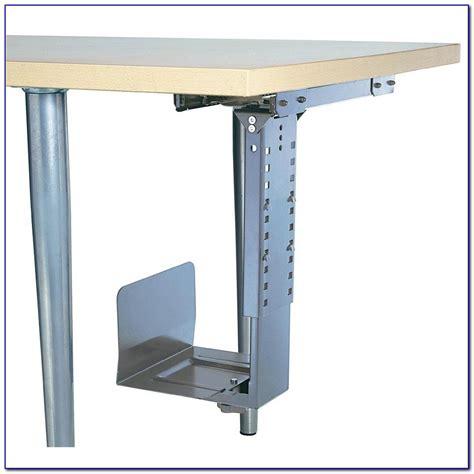 under desk pc mount under desk computer monitor mount desk home design