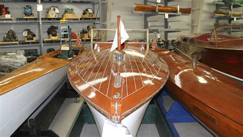 boat museum clayton s antique boat museum traces its roots back to
