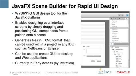 javafx ui layout introduction to javafx 2 0
