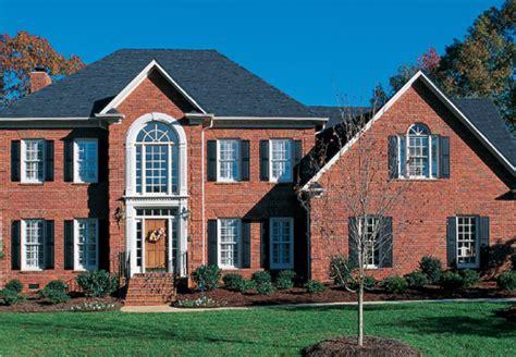 brick siding for houses siding series 4 stone brick stucco metal van martin roofing