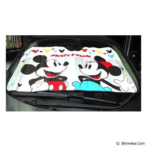 Lu Depan Mobil Variasi Jual Variasi Unik Penutup Kaca Mobil Depan Mickey And