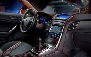 2012 Hyundai Genesis Interior Update Hyundai Genesis Coupe Photos Believed To Be