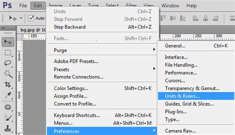 tutorial desain web dengan photoshop cs6 mengubah nilai satuan font size di adobe photoshop cs6