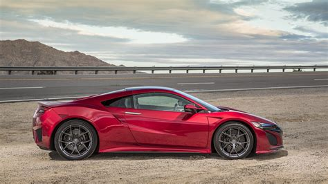 review 2017 acura nsx wired