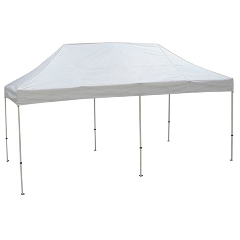 cing awnings and canopies king canopy 10 x 20 festival instant canopy white