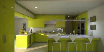 21 refreshing green kitchen design ideas godfather style