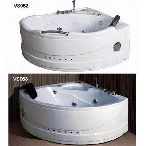 vasca idromassaggio 130x130 vasca idromassaggio angolare 140x140x65h cm con radio