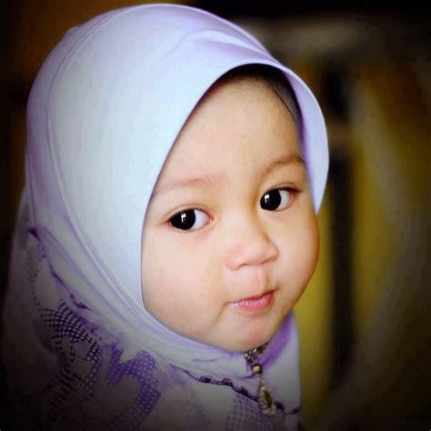 Gambar Jilbab Bayi Lucu Gambar Lucu Anak Bayi Kumpulan Gambar Lucu