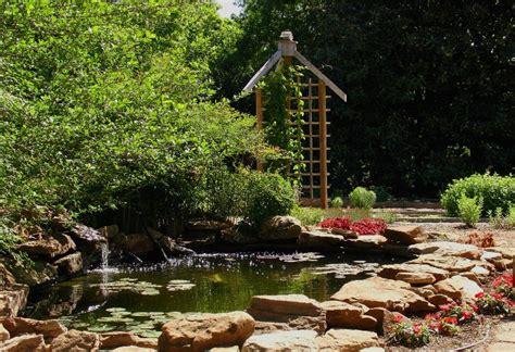 Oklahoma Botanical Gardens Osu Botanical Garden
