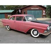 1957 Ford 300 D 2 Dr Sedan
