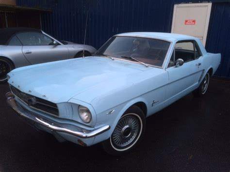ford mustang light blue ford mustang coup 233 light blue joop stolze classic cars