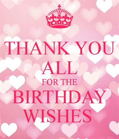 Thank You All For The Birthday Wishes Quotes Thanks For The Birthday Wishes Quote Funny Thank You For