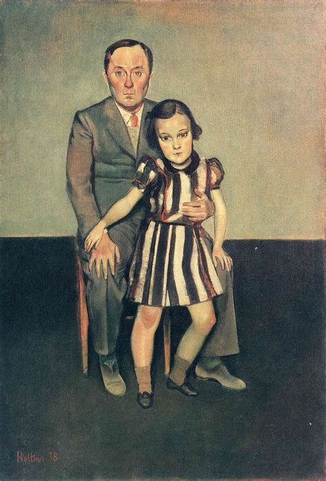 joan miro and his daughter dolores balthus wikiart org