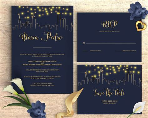 25 best wedding invitation templates ideas on pinterest