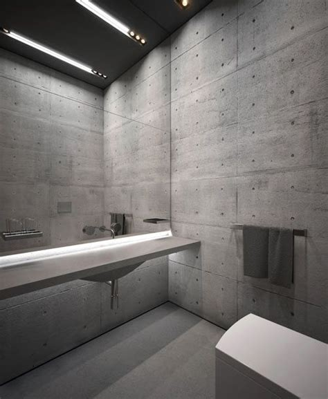 concrete bathrooms 23 amazing concrete bathroom designs design concrete