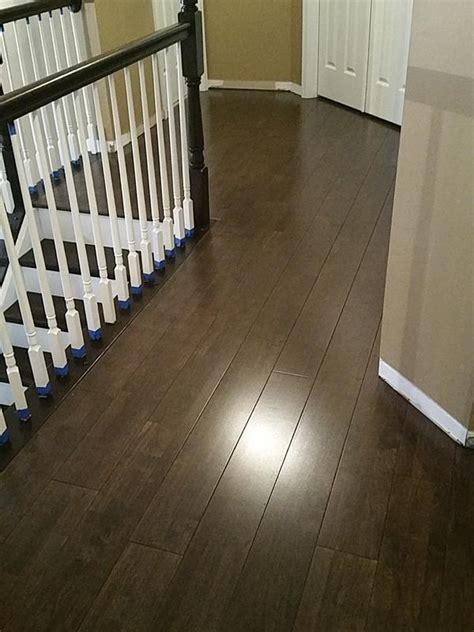 Featured Floor: Espresso Hevea Hardwood