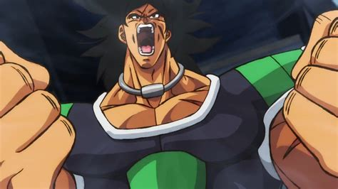 503314 dragon ball super broly dragon ball super broly nouveau trailer du film au comic