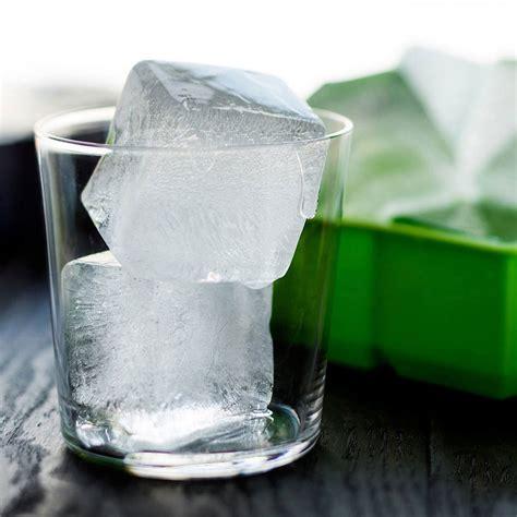 Cetakan Es Batu Silicon cetakan es batu model cube 15 black jakartanotebook