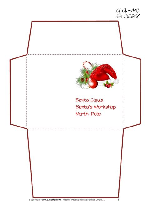 Christmas Envelope Template Word Best Template Idea Free Santa Letter Template Microsoft Word