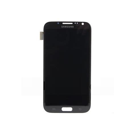 Gea Samsung Note2 Note 2 N7100 N 7100 Slimcase Hardcase ecran noir samsung galaxy note 2 n7100