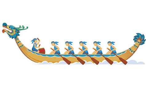 clipart of boat race dragon boat clipart 101 clip art