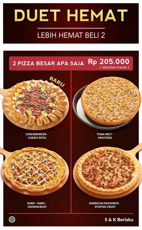 Hermes Beli 2 Lebih Hemat promo pizza hut beli dua lebih hemat