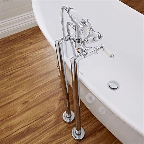 gruppo rubinetti vasca da bagno gruppo por rubinetteria a piantana da terra per vasca da bagno
