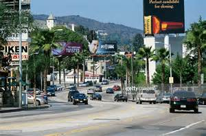 Car Hire Los Angeles Sunset Blvd Usa California Los Angeles Sunset Boulevard Sunset