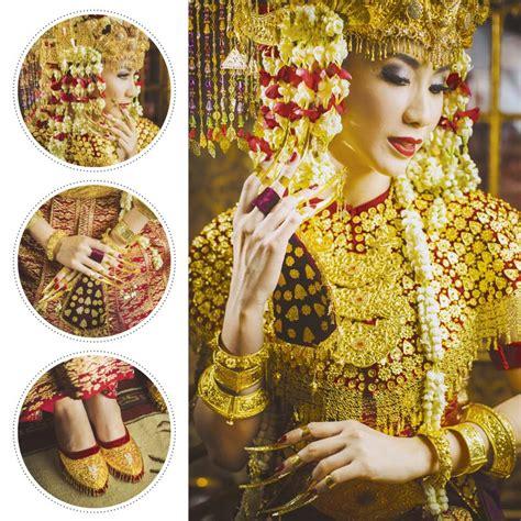 Make Up Pengantin Di Palembang pesona keanggunan sriwijaya busana pengantin palembang