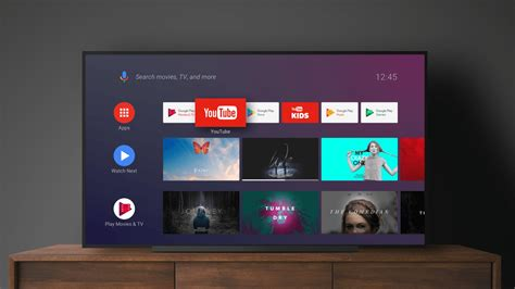 brings android tv home launcher and apps to