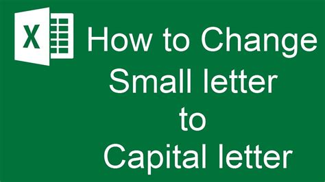 Make Capital Letters Lowercase In Word