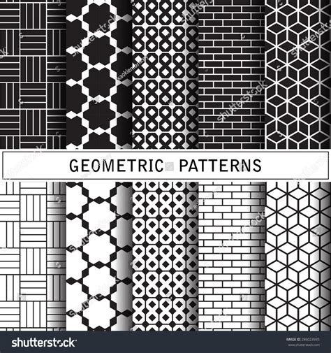 svg pattern fill url geometric vector patternpattern fills web page stock