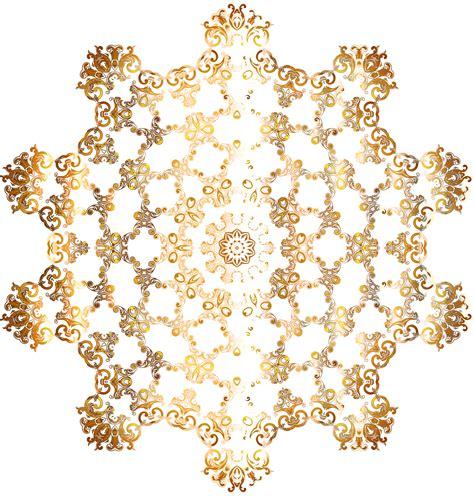 wallpaper design png gold vintage floral design mark ii 22 no background icons